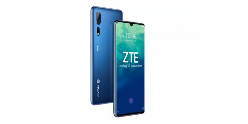 ZTE wypuści pierwszy telefon 5G dla Chińczyków