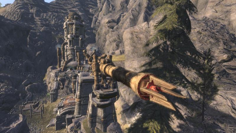 Skyblivion to Oblivion na silniku Skyrima. Oto zwiastun imponującego moda