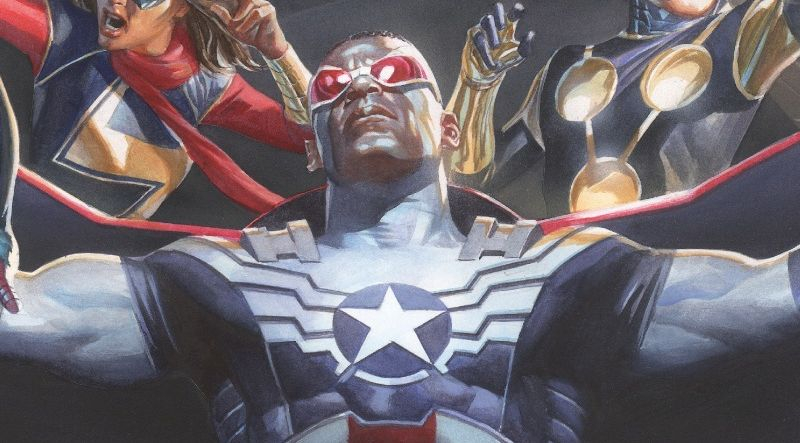Avengers #03: II wojna domowa - recenzja komiksu