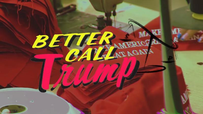 Better Call Trump - Donald Trump dzięki SI wcielił się w Saula Goodmana