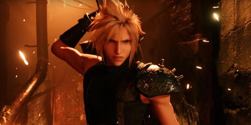 Final Fantasy 7 Remake - znamy rozmiar gry. Szykujcie miejsce na dysku PS4
