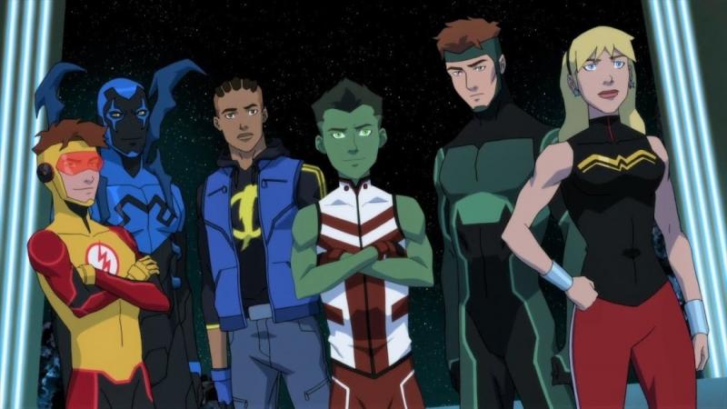 Liga Młodych (Young Justice: Outsiders): sezon 3, odcinki 18-26 (finał sezonu) - recenzja