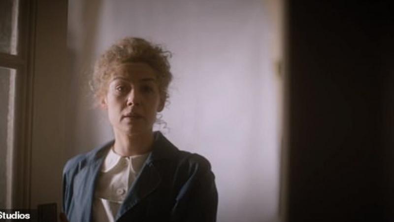 Radioactive - zwiastun hollywoodzkiego filmu o Marie Skłodowskiej-Curie