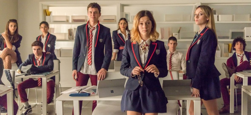 Szkoła dla elity - będzie 3. sezon serialu