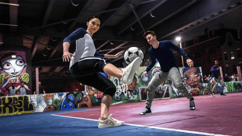EA zapowiada, że ich gry doczekają się darmowych aktualizacji do wersji na PS5 i Xbox Series X