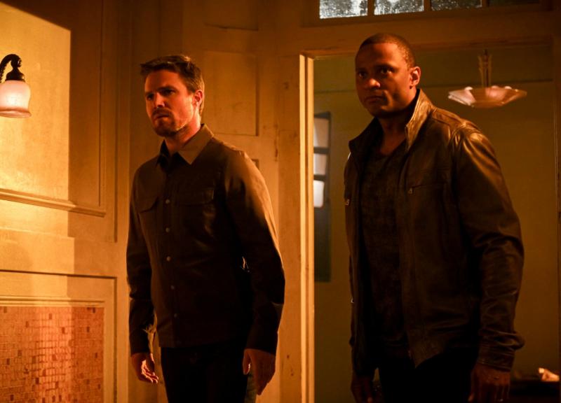 Arrow: sezon 8, odcinek 2 - recenzja