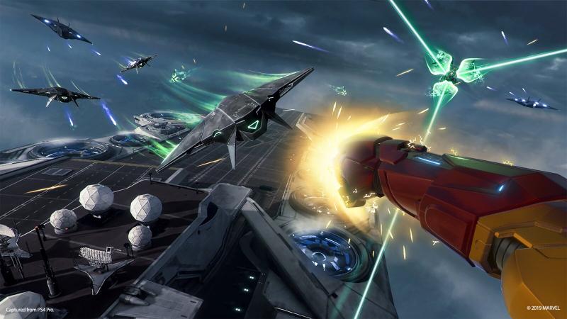 Stark kontra Ghost. Zwiastun Marvel's Iron Man VR zdradza datę premiery gry