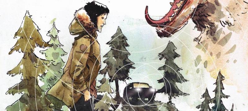Snow Blind – recenzja komiksu