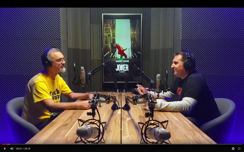 Nowy odcinek Podcast! Kamera! Akcja! z Przemkiem Pawełkiem