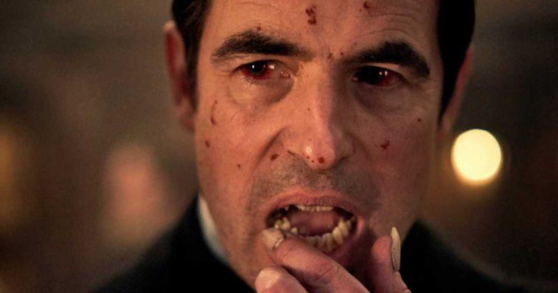 Dracula - zwiastun serialu o wampirze. Za sterami horroru twórcy Sherlocka