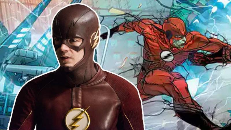 Flash - Barry zmieni źródło swojej mocy? Sugerują to te zdjęcia