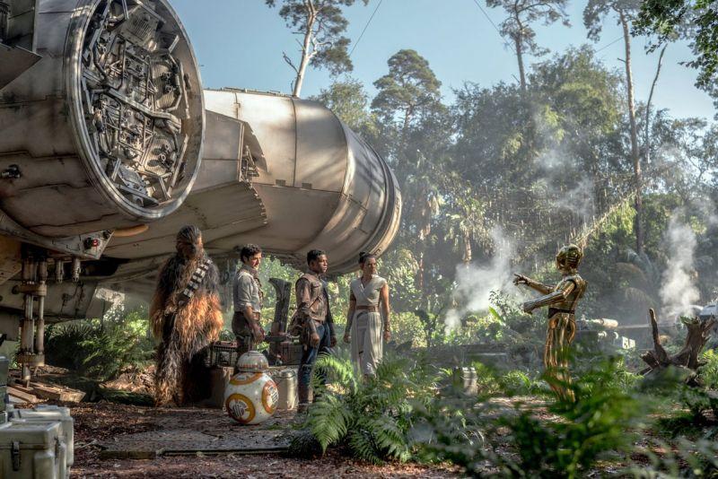The Rise of Skywalker - plakaty inspirowane filmem. Mają klimat Gwiezdnych Wojen