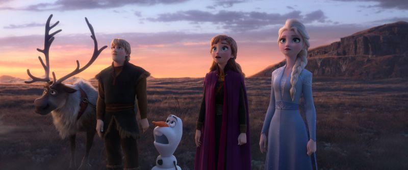 Kraina lodu 2 - podróż poza Arendelle. Materiał zza kulis animacji Disneya