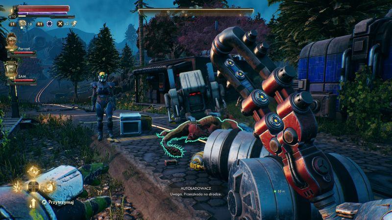 The Outer Worlds na Nintendo Switch opóźnione przez koronawirusa