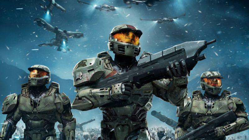 Serial Halo - obsada w komplecie. Zobacz zdjęcie