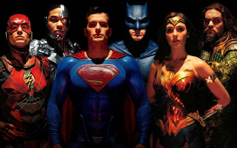 Liga Sprawiedliwości - Zack Snyder pracuje nad zwiastunem swojej wersji filmu [ZDJĘCIE]