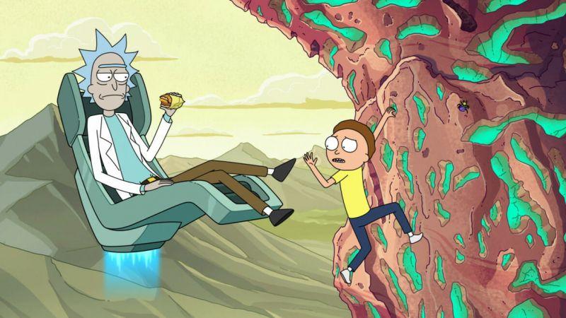 Rick and Morty - sezon 4. Wiemy, kiedy premiera w Netflixie