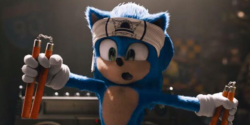 Sonic. Szybki jak błyskawica - ile kosztowała zmiana wyglądu tytułowego bohatera?