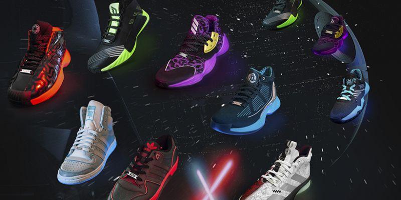Adidas stworzył buty dla fanów Gwiezdnych Wojen. Zobacz zdjęcia