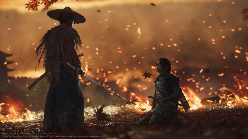 Ghost of Tsushima - wkrótce nowy gameplay. Sony zapowiada kolejne State of Play