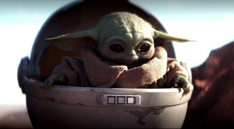 Baby Yoda - pluszowa zabawka w sprzedaży. Gratka nie tylko dla fanów Star Wars
