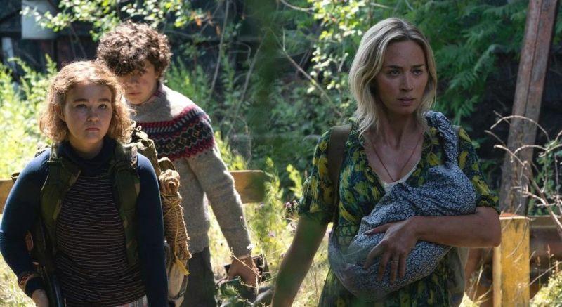 Ciche miejsce 2 - Emily Blunt i Cillian Murphy na nowych zdjęciach z filmu