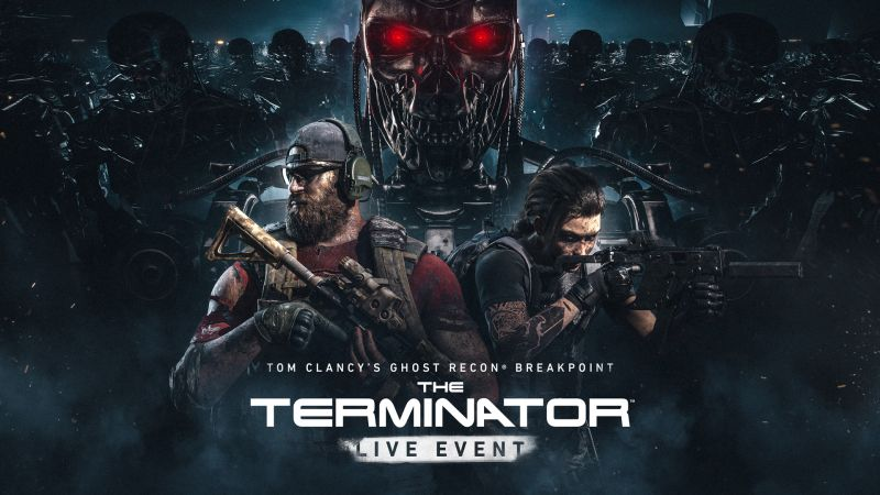 Ghost Recon: Breakpoint - Terminator wkracza do gry