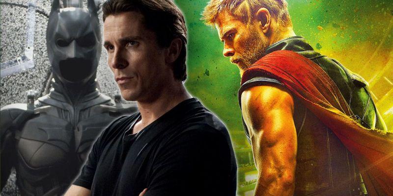 Thor: Love and Thunder - Bale zagra ulubieńca fanów? To byłoby zaskoczenie
