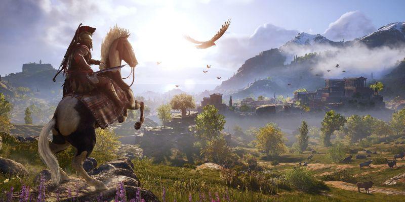 Ubisoft wypuści 5 gier do marca 2021 roku. Wśród nich są nowe odsłony Assassin's Creed i Far Cry