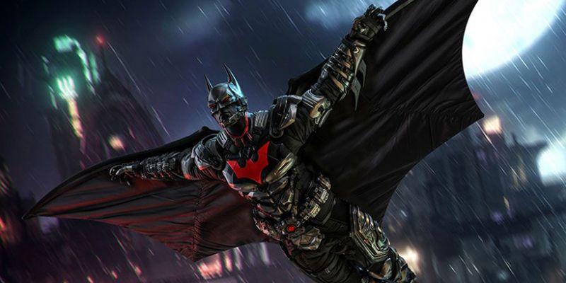Batman - 20 lat później spotyka Arkham Knight. Ta figurka zrobi furorę