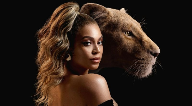 Black Is King - Beyoncé zapowiada visual album inspirowany Królem Lwem. Zobaczcie zapowiedź
