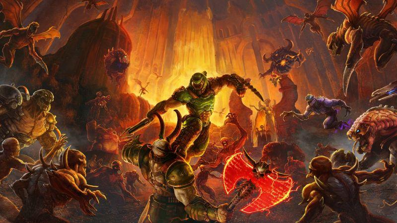 Doom Eternal (Nintendo Switch) – recenzja gry