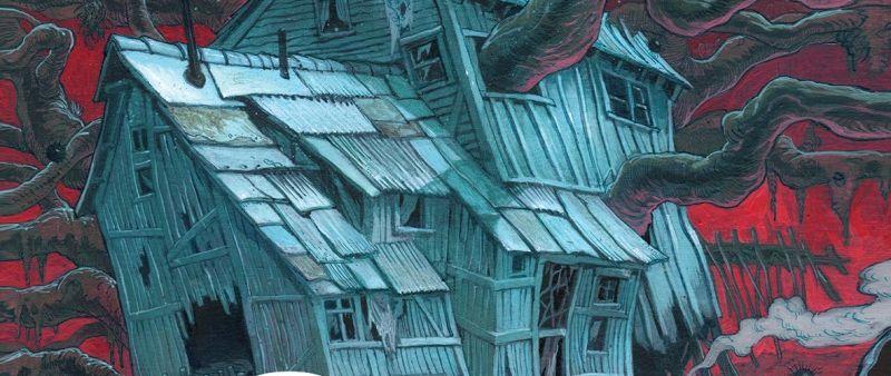Dom Szeptów. Tom 1: Moc podzielona - recenzja komiksu