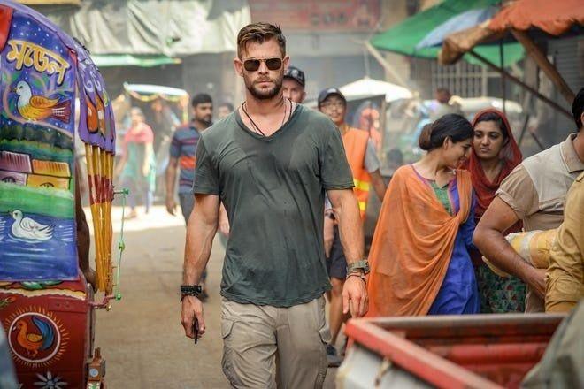 Extraction - Chris Hemsworth na pierwszych zdjęciach z nowego thrillera Netflixa
