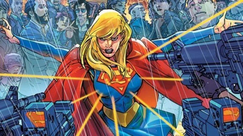 Supergirl - film wstrzymany? Co z Supermanem?