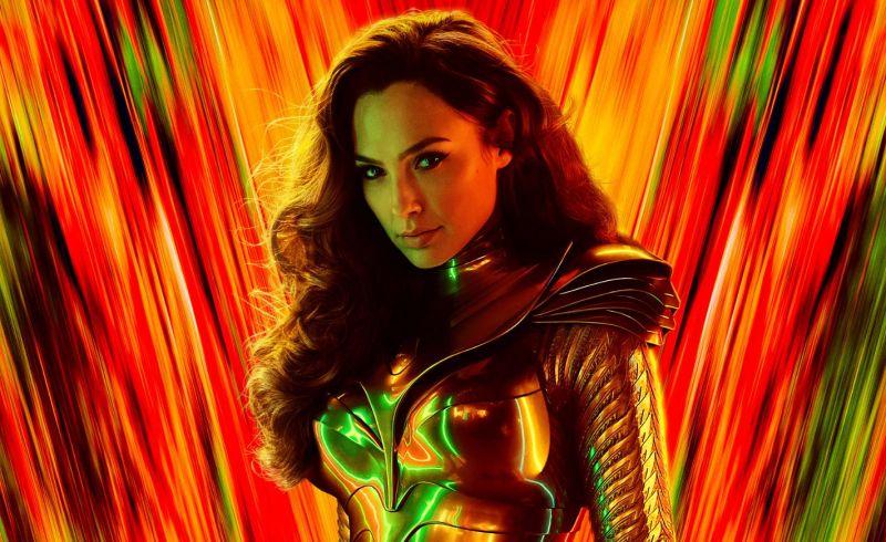 Wonder Woman 1984 - bohaterka w złotej zbroi na nowym zdjęciu