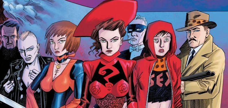 Liga Niezwykłych Dżentelmenów. XX stulecie - recenzja komiksu