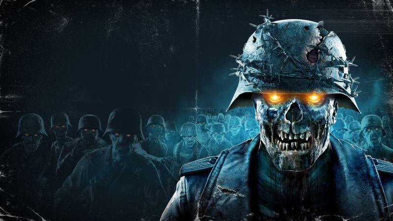 Zombie Army 4: Dead War - tańczący zombie-Hitler chwali się ocenami gry