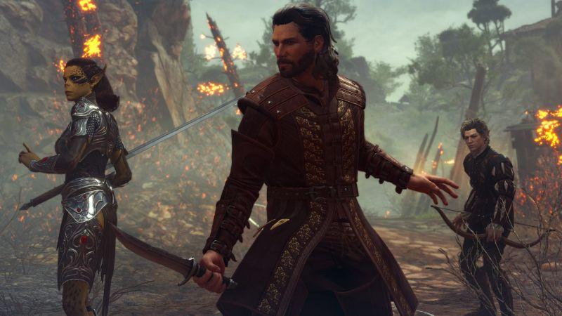 Baldur's Gate 3 z nowym zwiastunem. Wkrótce kolejne informacje o grze