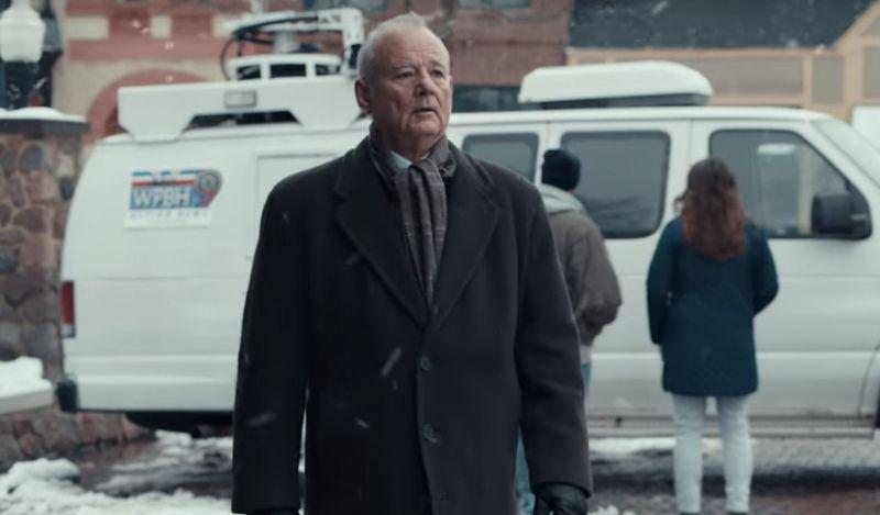 Dzień świstaka 2 - Bill Murray powraca do roli w świetnej reklamie