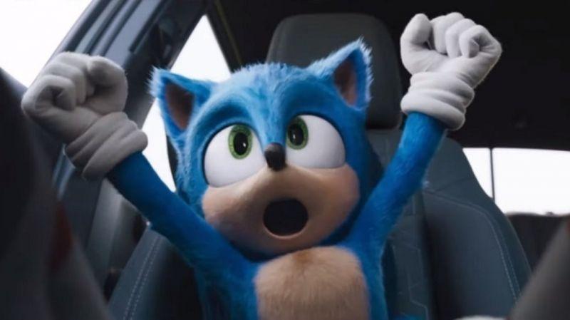 Sonic. Szybki jak błyskawica najpopularniejszym filmem w amerykańskich domach