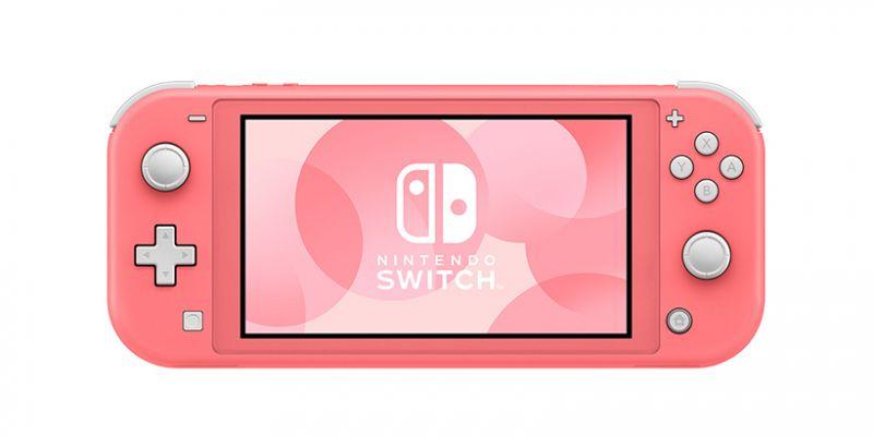 Nintendo Switch Lite: zapowiedziano nową wersję kolorystyczną konsoli