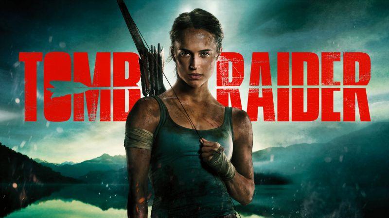 Tomb Raider 2 - powstanie? Alicia Vikander wypowiada się