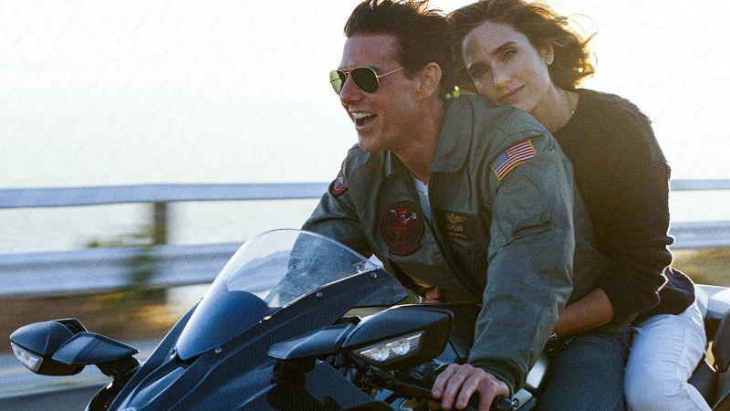 Top Gun Marverick - spot z Super Bowl 2020. Tom Cruise za sterami odrzutowca