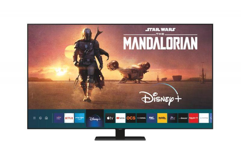 Disney+ trafi w Europie na telewizory Samsunga