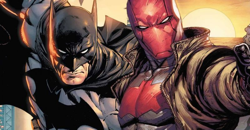 Batman dostał od Jasona Todda prezent, który naprawdę chwyta za serce