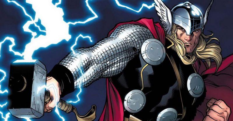 Marvel - Mjolnir powala prawie wszystkich w uniwersum. Ale nie tego złoczyńcę