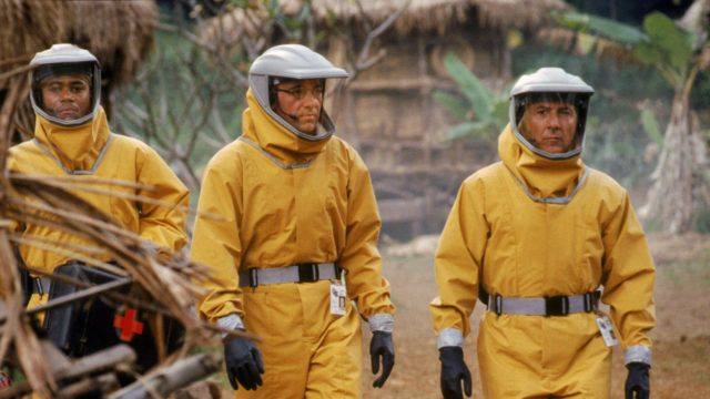 Filmy o epidemiach. Te propozycje warto obejrzeć