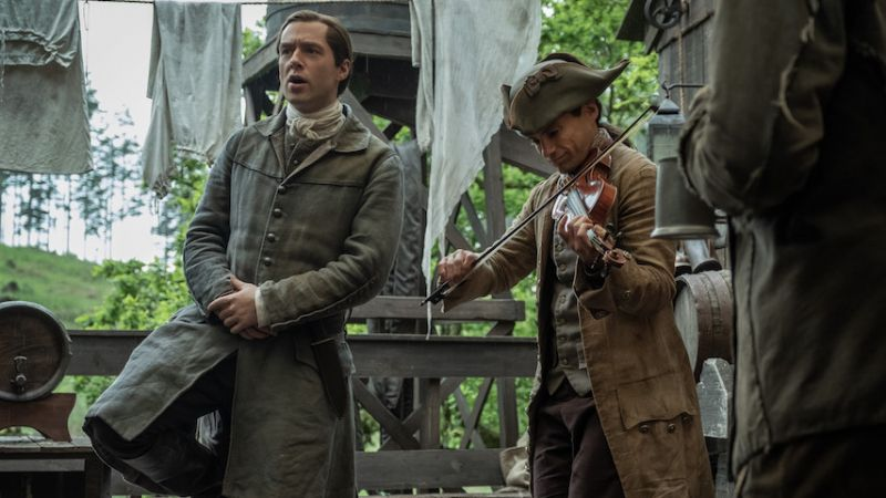 Outlander: sezon 5, odcinek 4 - recenzja