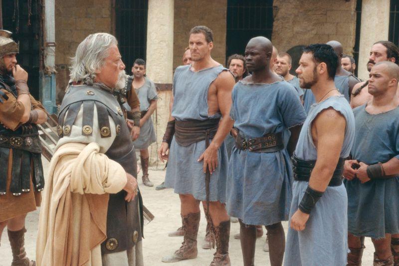 Gladiator ma 20 lat. Ridley Scott wspomina pracę... bez scenariusza